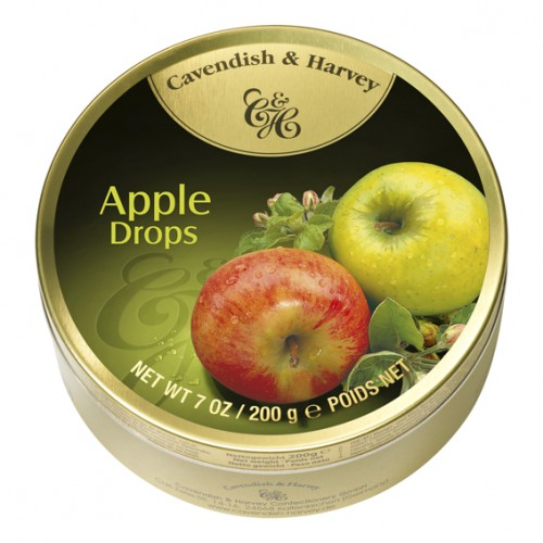 C&H Apple Drops, 200g