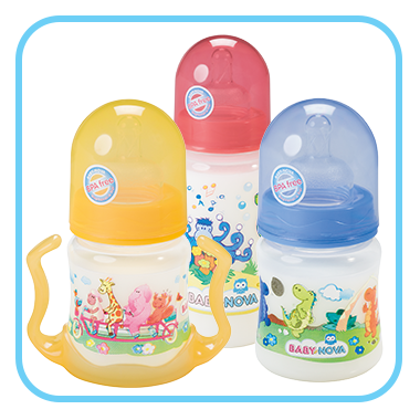 PP – Wide – neck Bottles