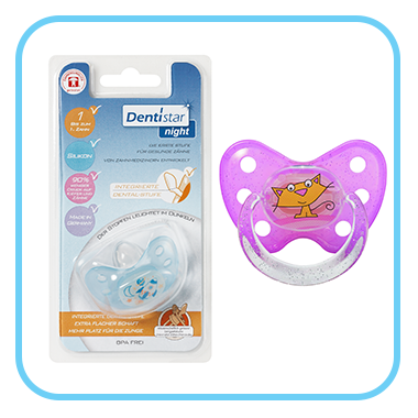 Dentistar Pacifiers