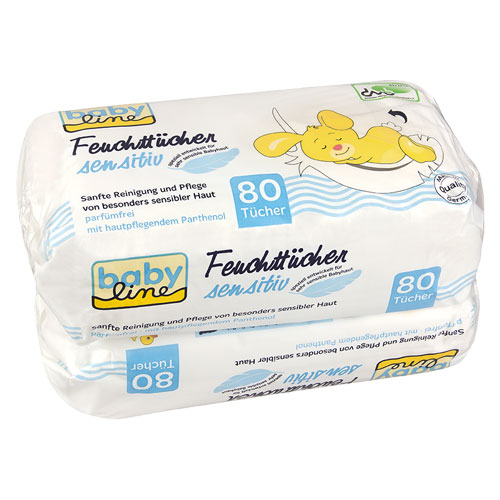 Babyline Comfort Wet Wipes Sensitive