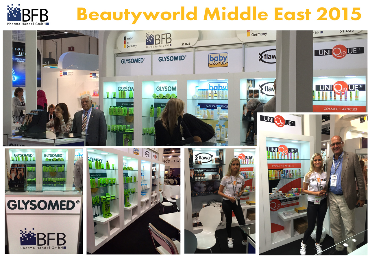 Beautyeorld Middle East 2015
