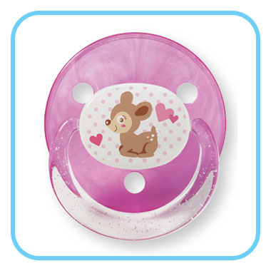 Round Pacifier